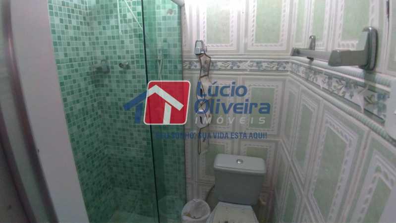 16 - Banheiro Area - Apartamento à venda Rua Professor Plínio Bastos,Olaria, Rio de Janeiro - R$ 420.000 - VPAP30303 - 17