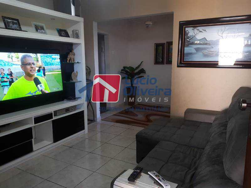 1-Sala ambiente - Casa à venda Rua Diana,Vila da Penha, Rio de Janeiro - R$ 695.000 - VPCA50026 - 1