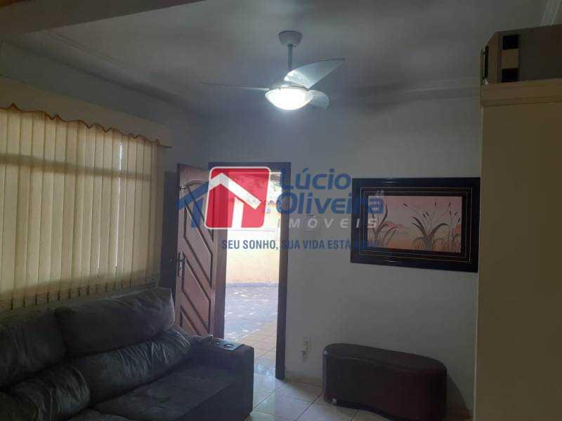 2-Sala 2 ambiente - Casa à venda Rua Diana,Vila da Penha, Rio de Janeiro - R$ 695.000 - VPCA50026 - 4
