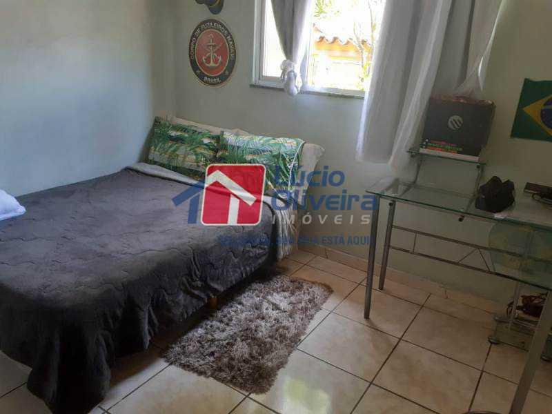 6- Quarto - Casa à venda Rua Diana,Vila da Penha, Rio de Janeiro - R$ 695.000 - VPCA50026 - 7