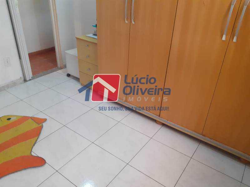 7-Quarto solteiro - Casa à venda Rua Diana,Vila da Penha, Rio de Janeiro - R$ 695.000 - VPCA50026 - 8
