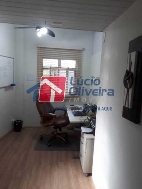 8-Quarto - escritório - Casa à venda Rua Diana,Vila da Penha, Rio de Janeiro - R$ 695.000 - VPCA50026 - 9