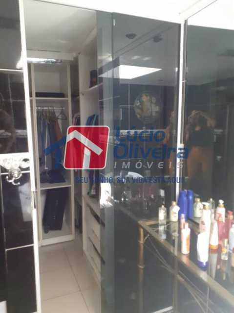 9-Closet - Casa à venda Rua Diana,Vila da Penha, Rio de Janeiro - R$ 695.000 - VPCA50026 - 10