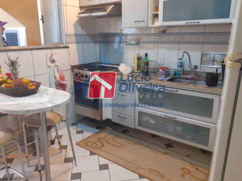 12-Copa Cozinha - Casa à venda Rua Diana,Vila da Penha, Rio de Janeiro - R$ 695.000 - VPCA50026 - 13