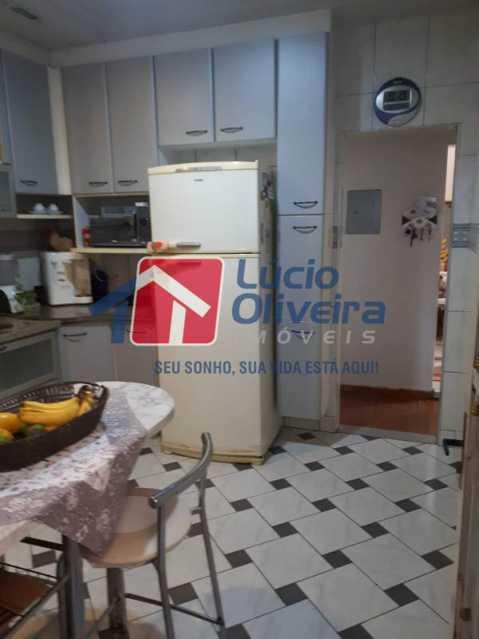 13-Cozinha - Casa à venda Rua Diana,Vila da Penha, Rio de Janeiro - R$ 695.000 - VPCA50026 - 14