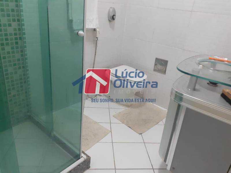 15-Banheiro social - Casa à venda Rua Diana,Vila da Penha, Rio de Janeiro - R$ 695.000 - VPCA50026 - 16