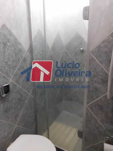 16-Banheiro blindex ... - Casa à venda Rua Diana,Vila da Penha, Rio de Janeiro - R$ 695.000 - VPCA50026 - 17