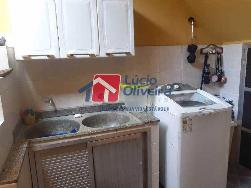 17-Lavanderia - Casa à venda Rua Diana,Vila da Penha, Rio de Janeiro - R$ 695.000 - VPCA50026 - 18