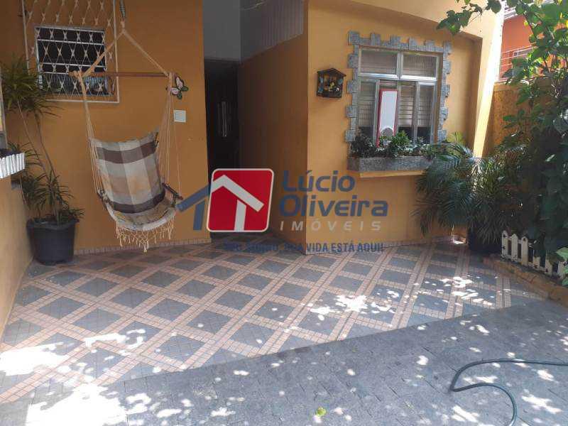 19-Area externa 2 - Casa à venda Rua Diana,Vila da Penha, Rio de Janeiro - R$ 695.000 - VPCA50026 - 21