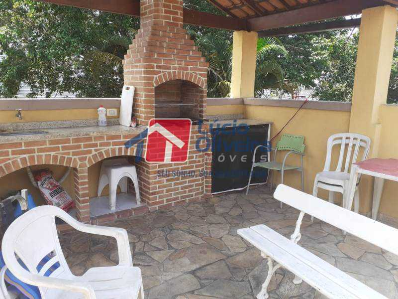 21-Area Gourmet - Casa à venda Rua Diana,Vila da Penha, Rio de Janeiro - R$ 695.000 - VPCA50026 - 24