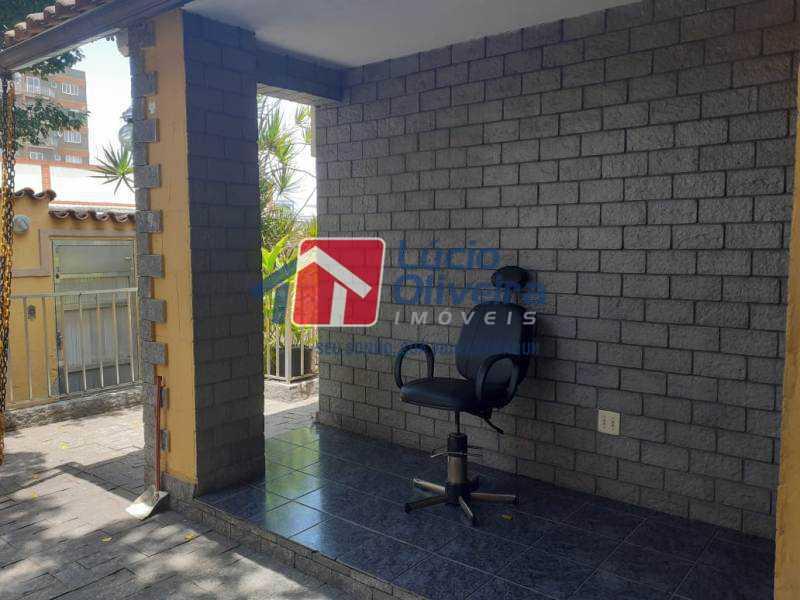 23-Varanda - Casa à venda Rua Diana,Vila da Penha, Rio de Janeiro - R$ 695.000 - VPCA50026 - 26