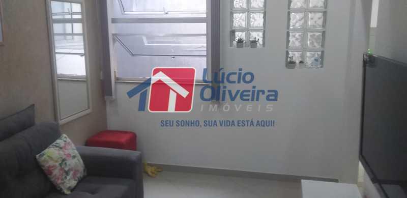 01 - Sala - Apartamento à venda Rua General Otávio Povoa,Vila da Penha, Rio de Janeiro - R$ 320.000 - VPAP21280 - 1