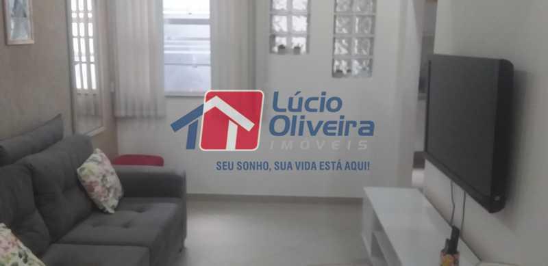 02 - Sala - Apartamento à venda Rua General Otávio Povoa,Vila da Penha, Rio de Janeiro - R$ 320.000 - VPAP21280 - 3