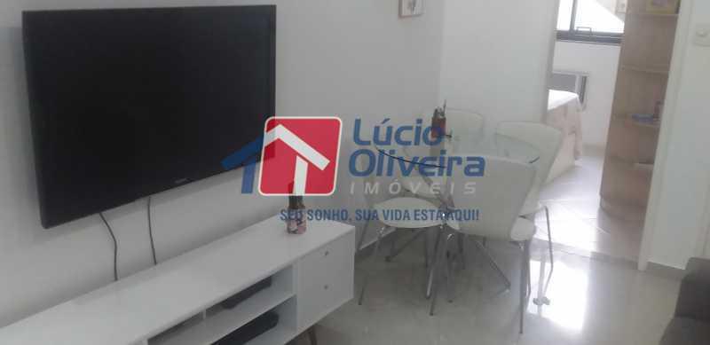 05 - Sala - Apartamento à venda Rua General Otávio Povoa,Vila da Penha, Rio de Janeiro - R$ 320.000 - VPAP21280 - 6