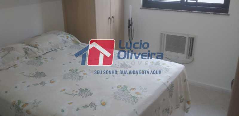 06 - Quarto Casal - Apartamento à venda Rua General Otávio Povoa,Vila da Penha, Rio de Janeiro - R$ 320.000 - VPAP21280 - 7