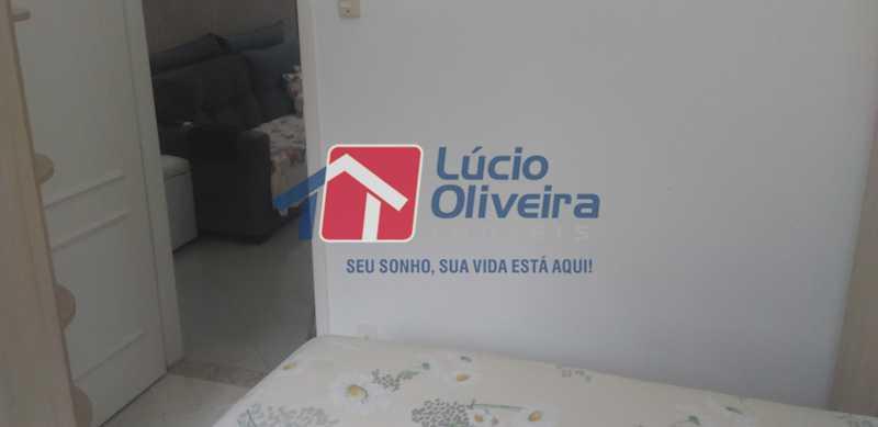 09 - Quarto Casal - Apartamento à venda Rua General Otávio Povoa,Vila da Penha, Rio de Janeiro - R$ 320.000 - VPAP21280 - 10