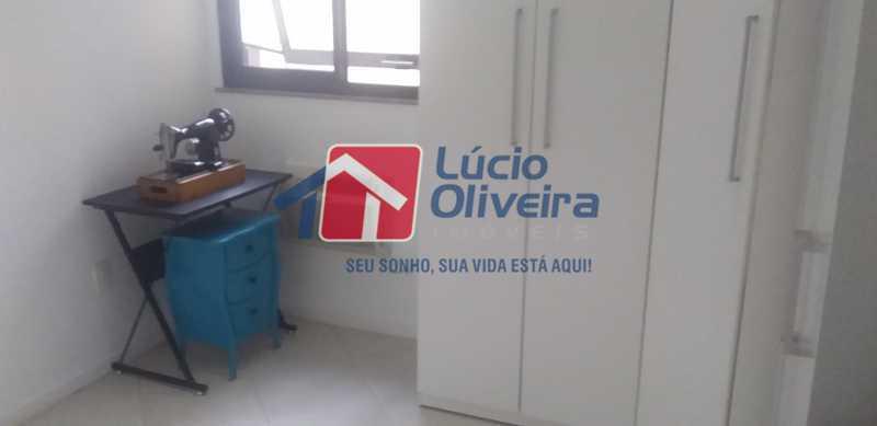 10 - Quarto Solteiro - Apartamento à venda Rua General Otávio Povoa,Vila da Penha, Rio de Janeiro - R$ 320.000 - VPAP21280 - 11