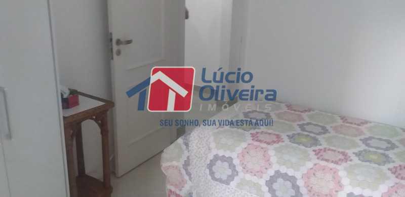 11 - Quarto Solteiro - Apartamento à venda Rua General Otávio Povoa,Vila da Penha, Rio de Janeiro - R$ 320.000 - VPAP21280 - 12