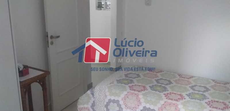 12- Quarto Solteiro - Apartamento à venda Rua General Otávio Povoa,Vila da Penha, Rio de Janeiro - R$ 320.000 - VPAP21280 - 13