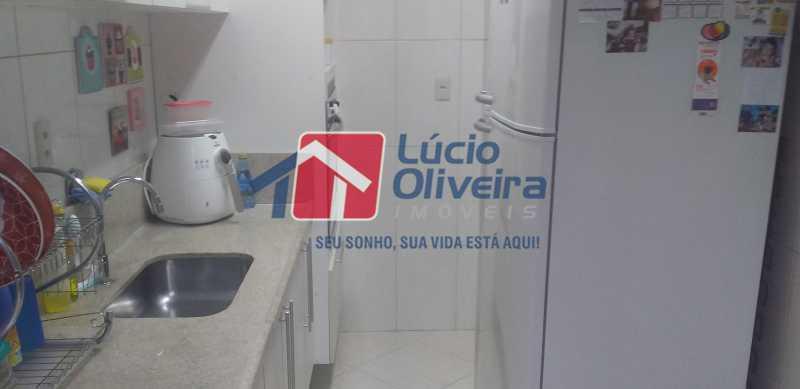 14 - Cozinha - Apartamento à venda Rua General Otávio Povoa,Vila da Penha, Rio de Janeiro - R$ 320.000 - VPAP21280 - 15