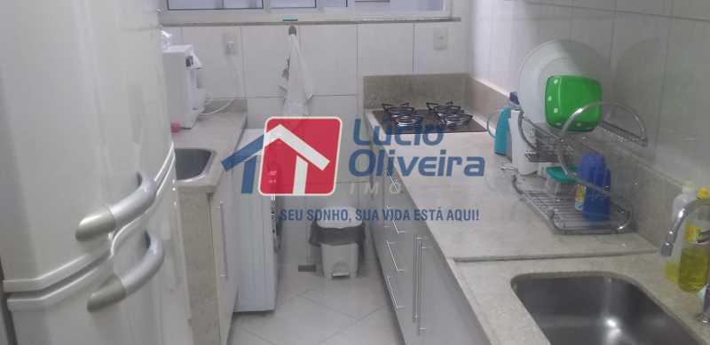 15 - Cozinha - Apartamento à venda Rua General Otávio Povoa,Vila da Penha, Rio de Janeiro - R$ 320.000 - VPAP21280 - 16