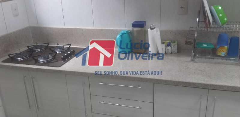 16 - Cozinha - Apartamento à venda Rua General Otávio Povoa,Vila da Penha, Rio de Janeiro - R$ 320.000 - VPAP21280 - 17