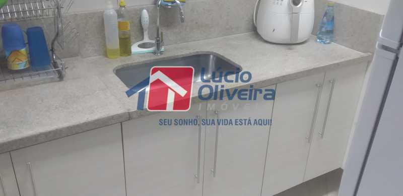 17- Cozinha - Apartamento à venda Rua General Otávio Povoa,Vila da Penha, Rio de Janeiro - R$ 320.000 - VPAP21280 - 18