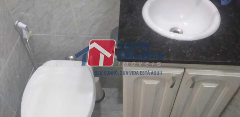 20 - Banheiro - Apartamento à venda Rua General Otávio Povoa,Vila da Penha, Rio de Janeiro - R$ 320.000 - VPAP21280 - 21