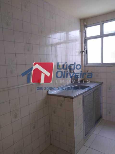 12-Cozinha.. - Apartamento 2 quartos à venda Olaria, Rio de Janeiro - R$ 180.000 - VPAP21282 - 13