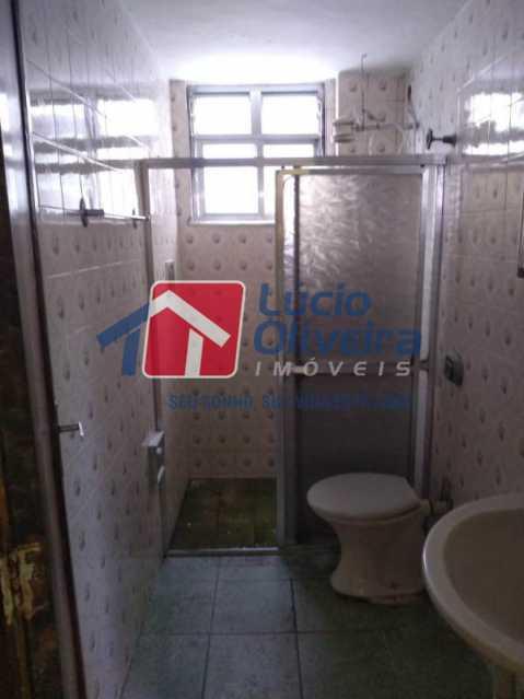 14-Banheiro Social - Apartamento 2 quartos à venda Olaria, Rio de Janeiro - R$ 180.000 - VPAP21282 - 15