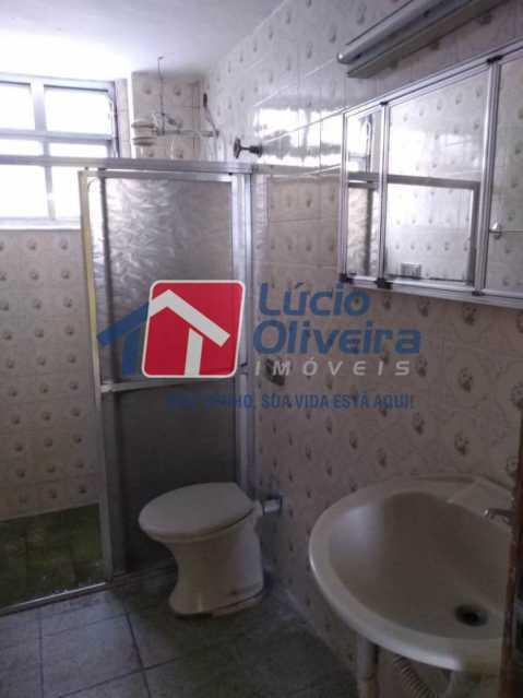 15-Banheiro  Social - Apartamento 2 quartos à venda Olaria, Rio de Janeiro - R$ 180.000 - VPAP21282 - 16