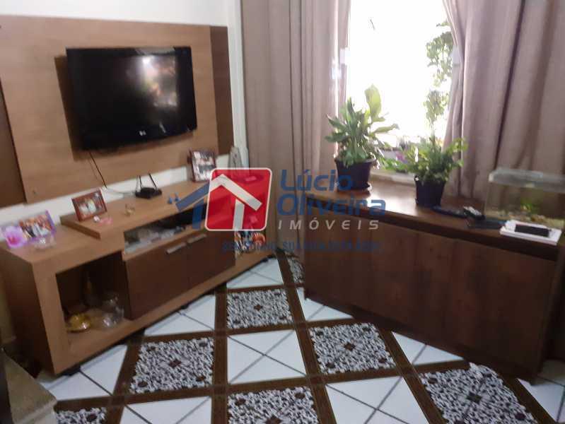 01 -Sala - Apartamento à venda Rua Soldado Ivo de Oliveira,Vila Kosmos, Rio de Janeiro - R$ 150.000 - VPAP21287 - 1