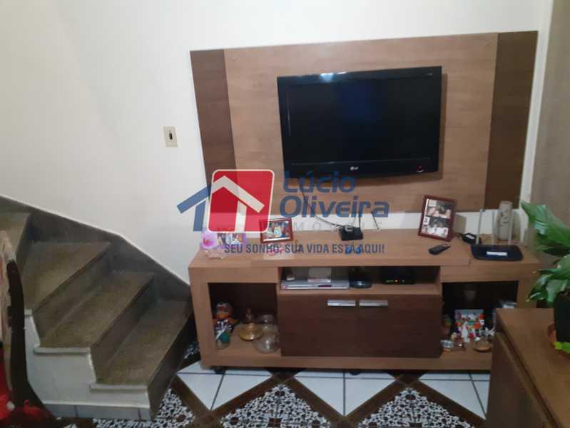 02- Sala - Apartamento à venda Rua Soldado Ivo de Oliveira,Vila Kosmos, Rio de Janeiro - R$ 150.000 - VPAP21287 - 3
