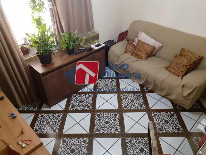 03- Sala - Apartamento à venda Rua Soldado Ivo de Oliveira,Vila Kosmos, Rio de Janeiro - R$ 150.000 - VPAP21287 - 4