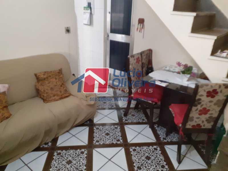 04- Sala - Apartamento à venda Rua Soldado Ivo de Oliveira,Vila Kosmos, Rio de Janeiro - R$ 150.000 - VPAP21287 - 5