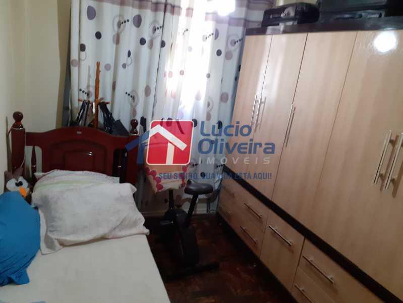 05- Quarto S. - Apartamento à venda Rua Soldado Ivo de Oliveira,Vila Kosmos, Rio de Janeiro - R$ 150.000 - VPAP21287 - 6