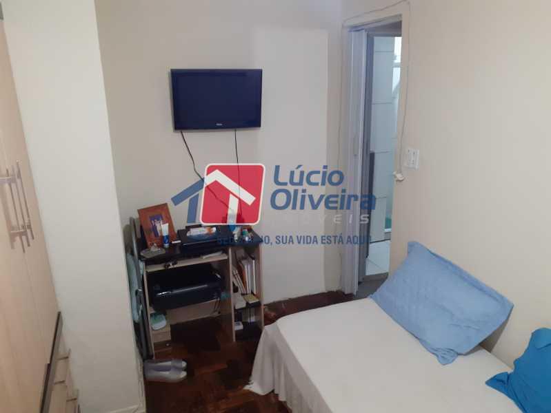 06- Quarto S. - Apartamento à venda Rua Soldado Ivo de Oliveira,Vila Kosmos, Rio de Janeiro - R$ 150.000 - VPAP21287 - 7