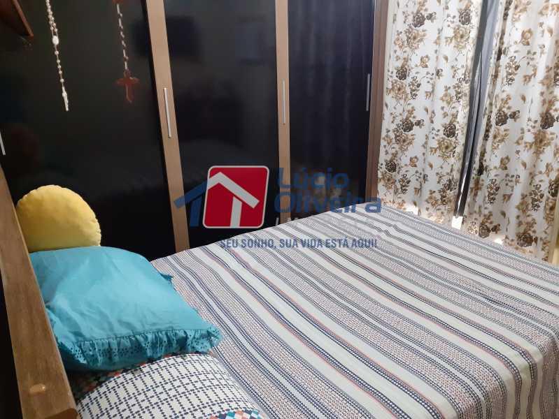 07- Quarto S. - Apartamento à venda Rua Soldado Ivo de Oliveira,Vila Kosmos, Rio de Janeiro - R$ 150.000 - VPAP21287 - 8