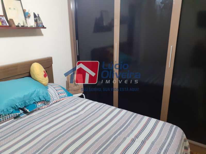 08- Quarto C. - Apartamento à venda Rua Soldado Ivo de Oliveira,Vila Kosmos, Rio de Janeiro - R$ 150.000 - VPAP21287 - 9