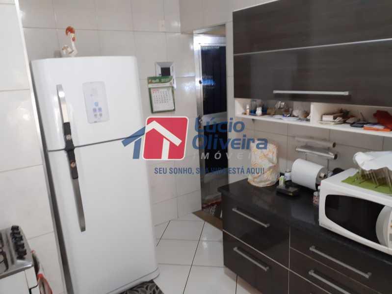 14- Cozinha - Apartamento à venda Rua Soldado Ivo de Oliveira,Vila Kosmos, Rio de Janeiro - R$ 150.000 - VPAP21287 - 15