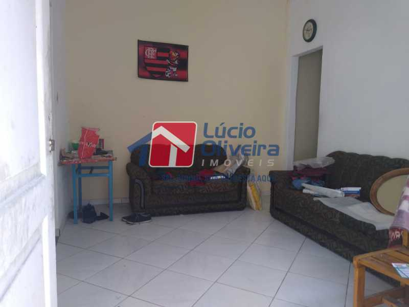 1-sala fen. - Casa à venda Rua Delfina Enes,Penha, Rio de Janeiro - R$ 320.000 - VPCA30177 - 1
