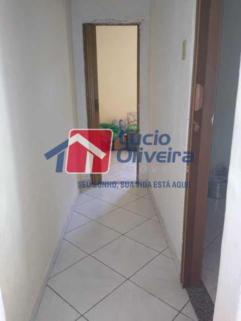 7-circulação. - Casa à venda Rua Delfina Enes,Penha, Rio de Janeiro - R$ 320.000 - VPCA30177 - 8