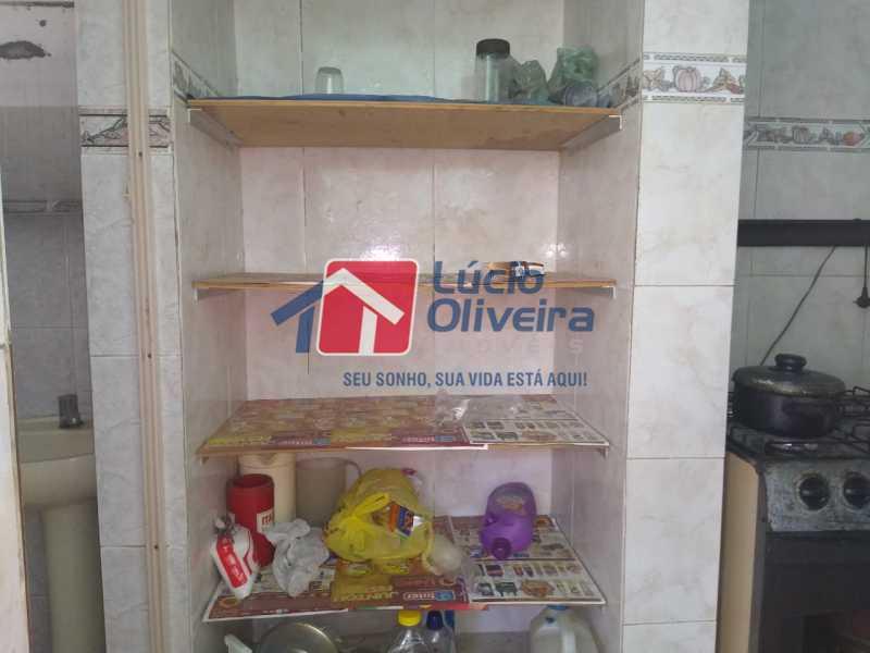9-dispensa casa fren. - Casa à venda Rua Delfina Enes,Penha, Rio de Janeiro - R$ 320.000 - VPCA30177 - 10
