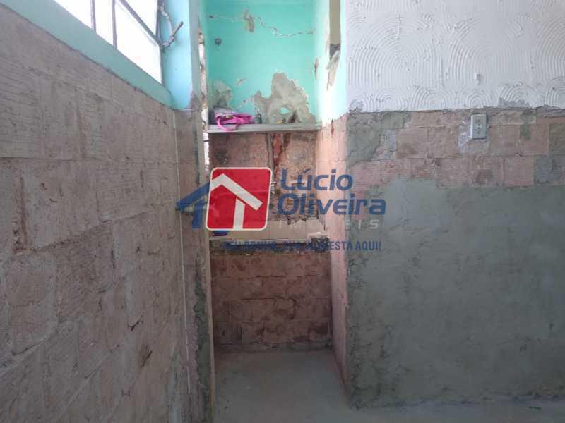 13-área. - Casa à venda Rua Delfina Enes,Penha, Rio de Janeiro - R$ 320.000 - VPCA30177 - 14