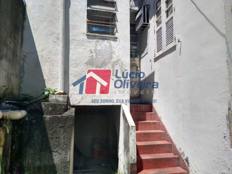 15-Casa fundos. - Casa à venda Rua Delfina Enes,Penha, Rio de Janeiro - R$ 320.000 - VPCA30177 - 16