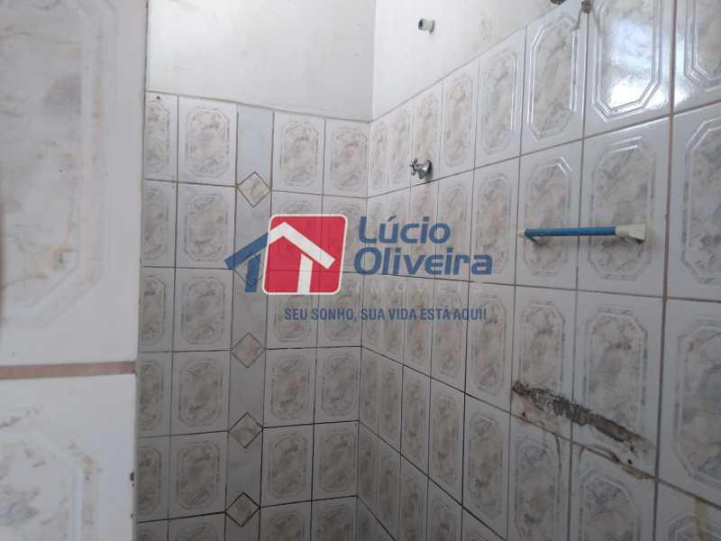 24-banheiro fds1. - Casa à venda Rua Delfina Enes,Penha, Rio de Janeiro - R$ 320.000 - VPCA30177 - 25