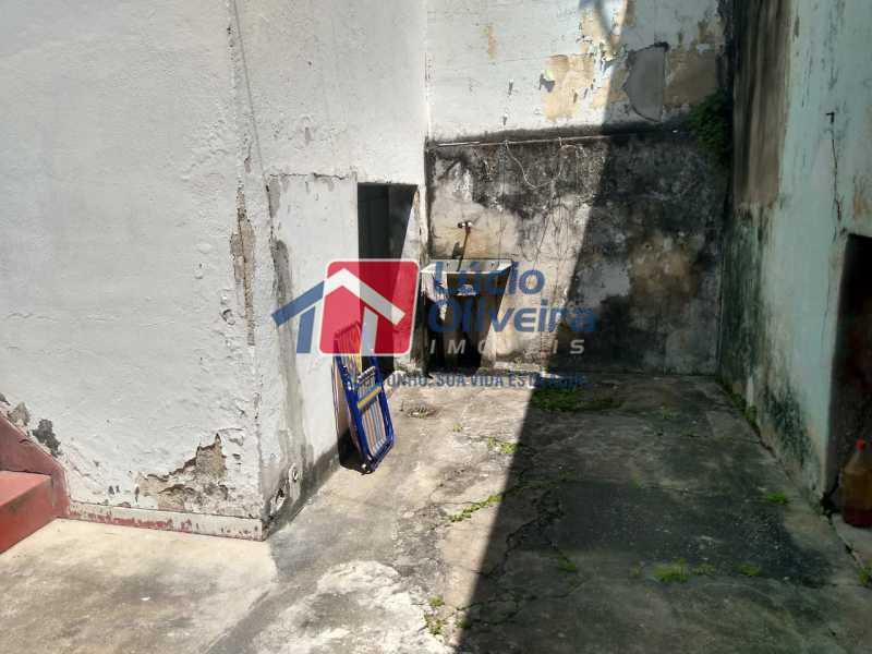 25-área fundos. - Casa à venda Rua Delfina Enes,Penha, Rio de Janeiro - R$ 320.000 - VPCA30177 - 26