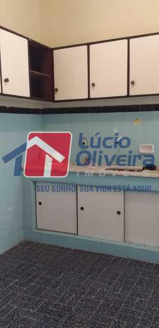 8cozinha. - Casa de Vila 2 quartos à venda Penha, Rio de Janeiro - R$ 190.000 - VPCV20050 - 9