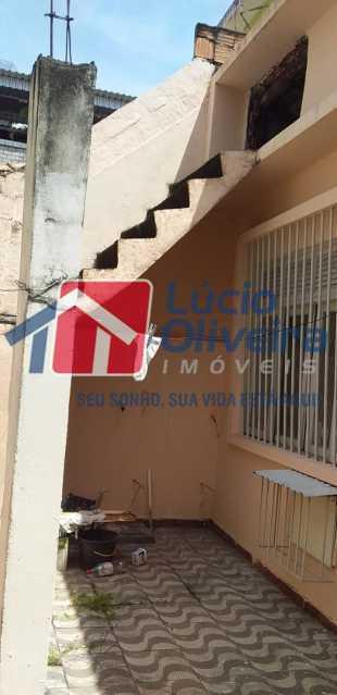16quintal. - Casa de Vila 2 quartos à venda Penha, Rio de Janeiro - R$ 190.000 - VPCV20050 - 16