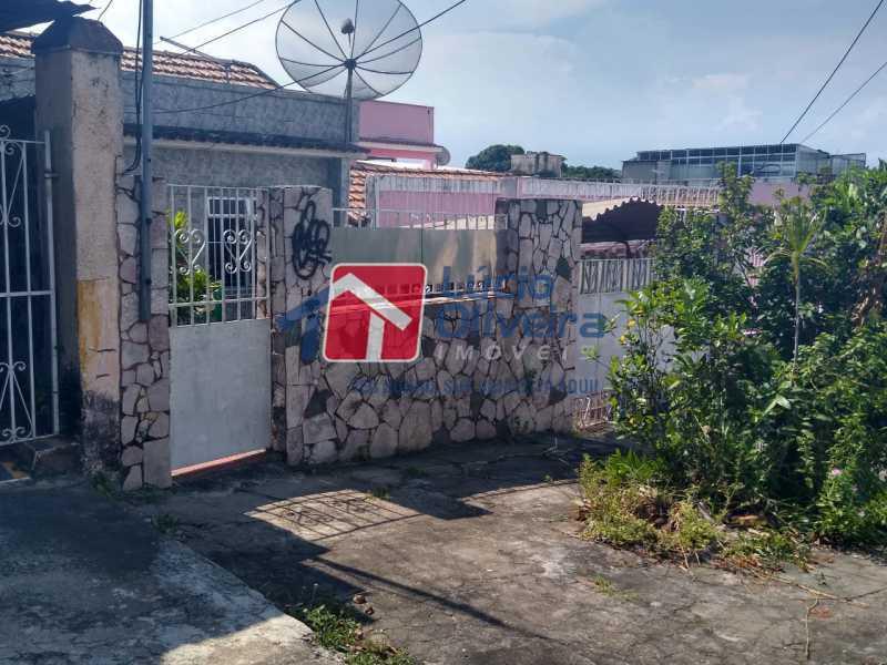 1-Fachada 1.1. - Casa 2 quartos à venda Braz de Pina, Rio de Janeiro - R$ 280.000 - VPCA20249 - 1